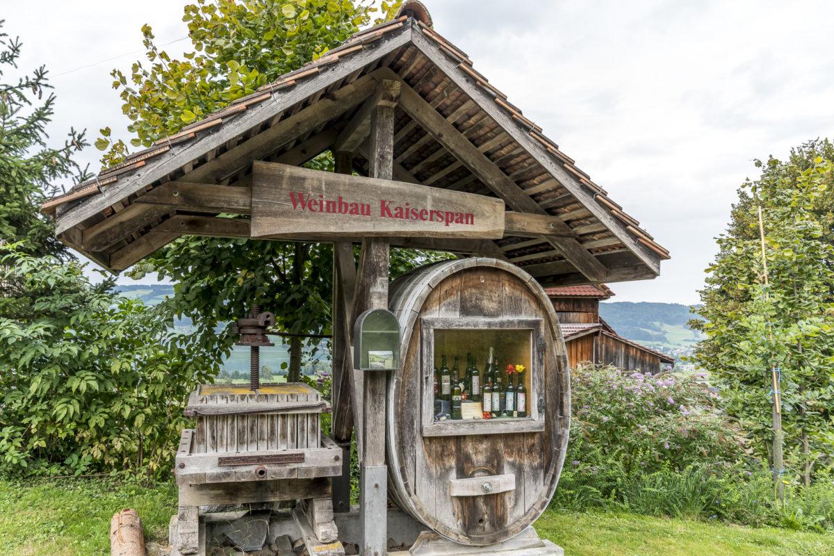Weinbau Kaiserspan