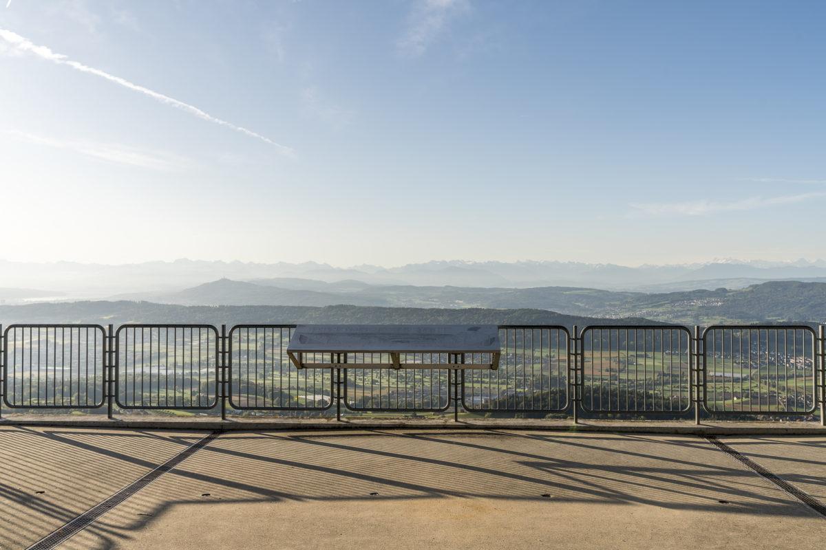 Aussichtsplattform Lägern Hochwacht