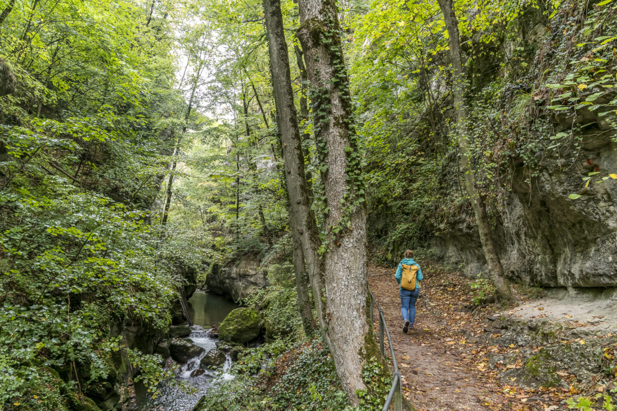 Biel Frinvillier Wanderung