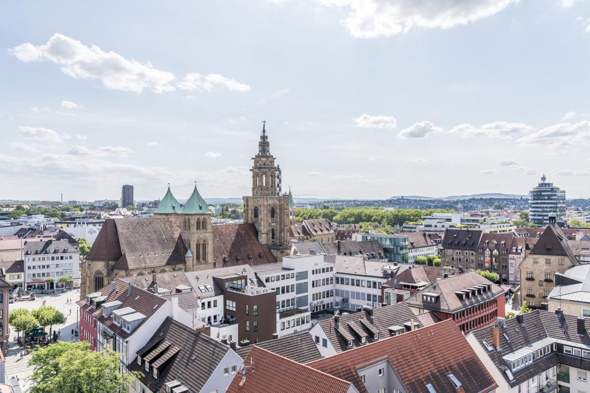 Heilbronn Aussicht