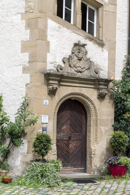 Kloster Schöntal Hohenlohe