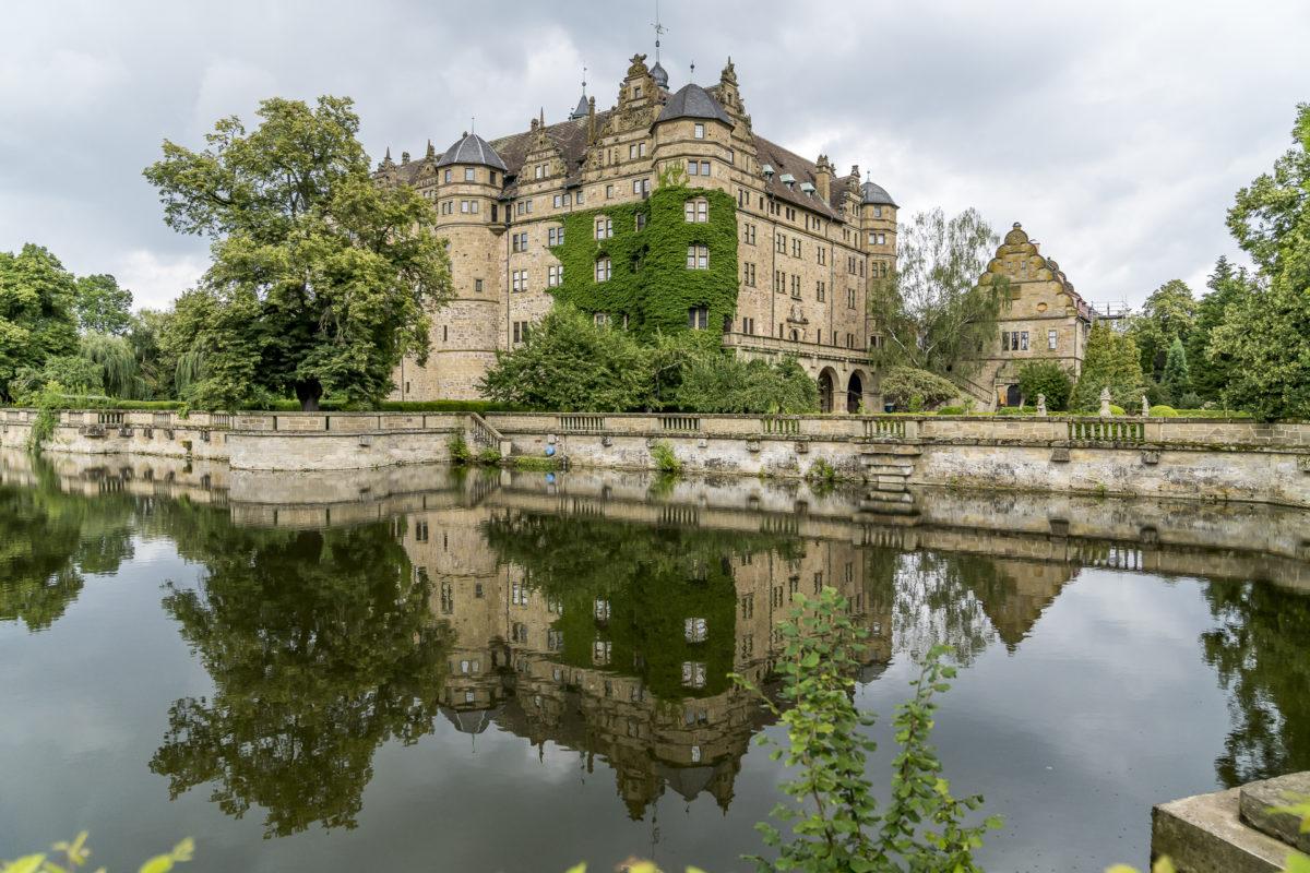 Schloss Neunstein Hohenlohe