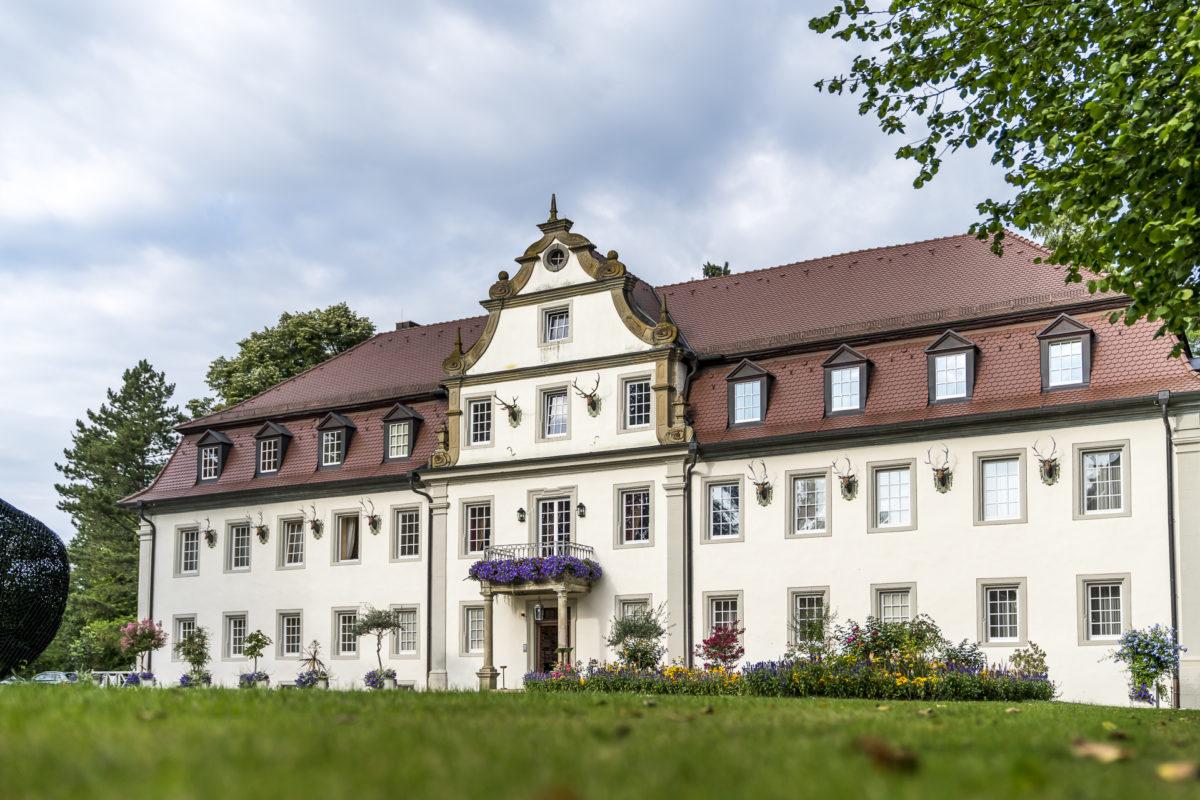 Schlosshotel Friedrichsruhe Schloss