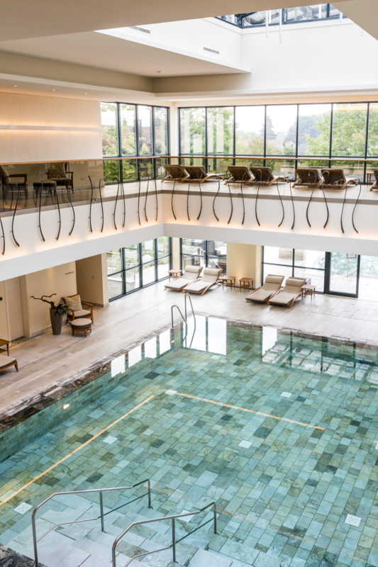 Spa Schlosshotel Friedrichsruhe Pool