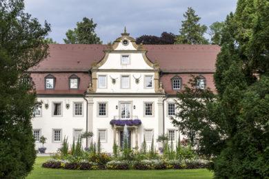 Wald Schlosshotel Friedrichsruhe Hohenlohe