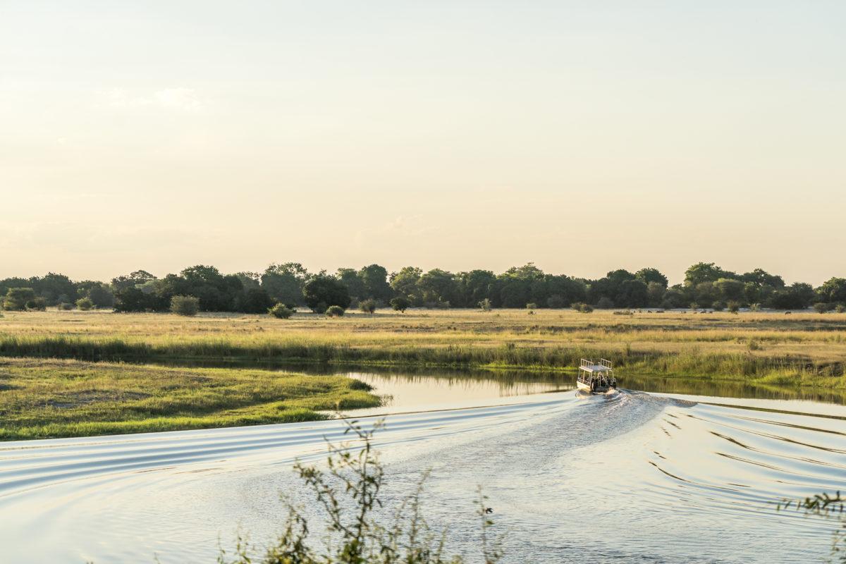 Chobe River Botswana