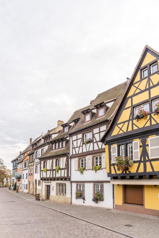 Colmar Fachwerkgebäude