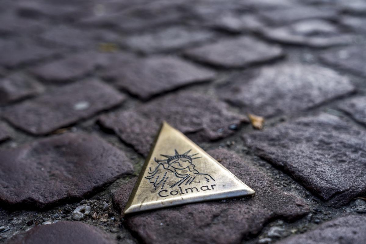 Colmar Freiheitsstatue Symbol Rundtour