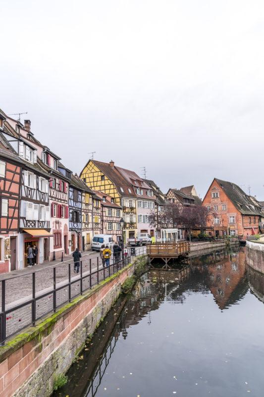 Colmar Kanal Lauch