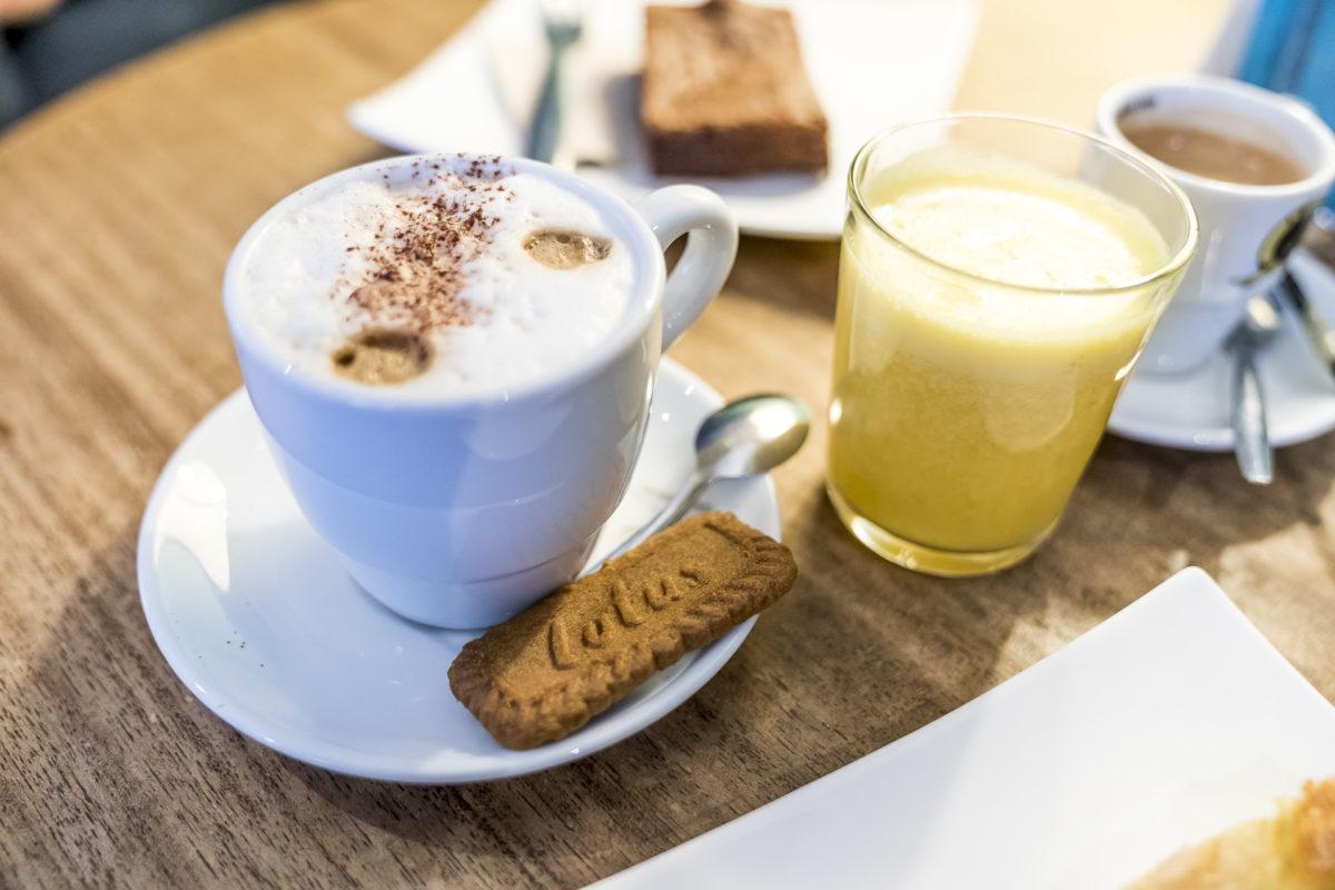Colmar La Libellule Cafe