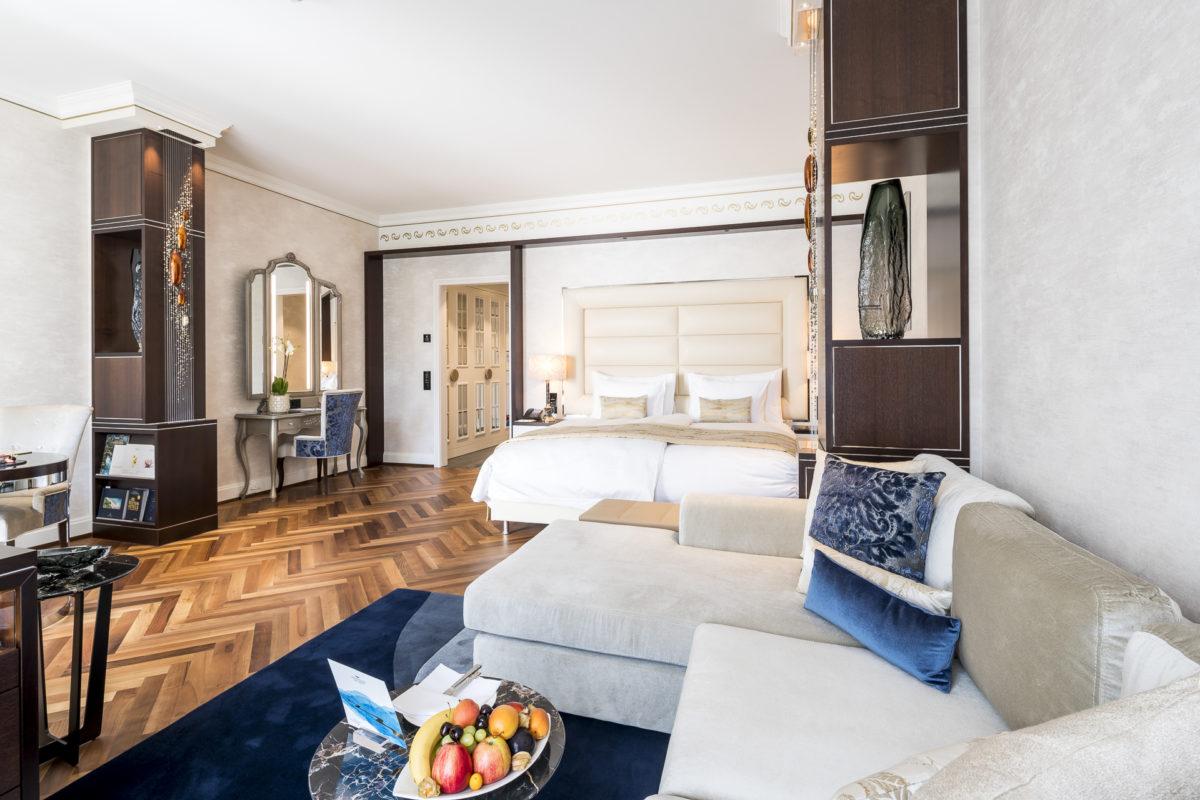 Grand Hotel Quellenhof Bad Ragaz Zimmer