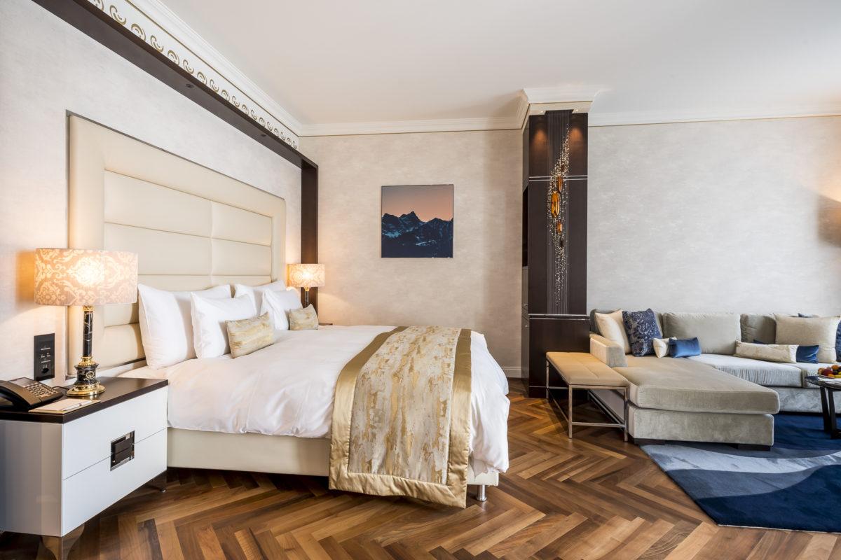Grand Resort Quellenhof neue Zimmer