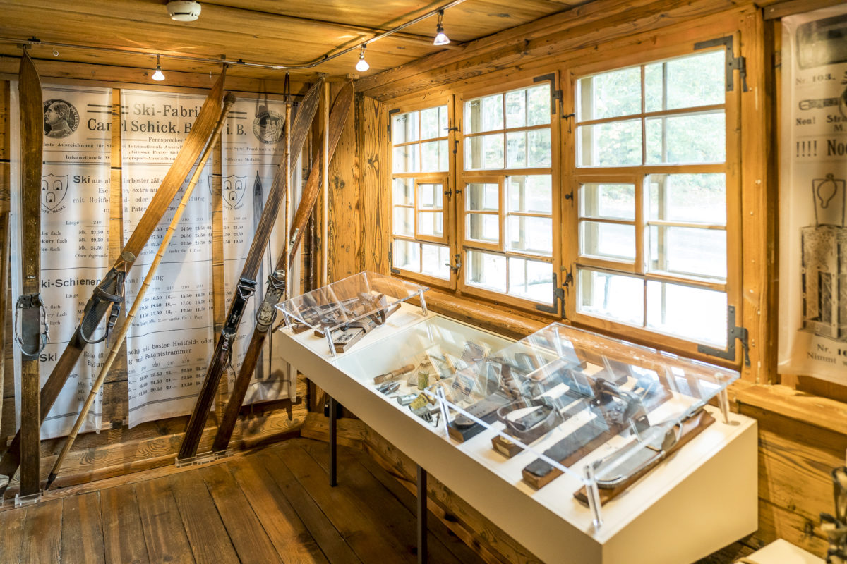 Hinterzarten Skimuseum