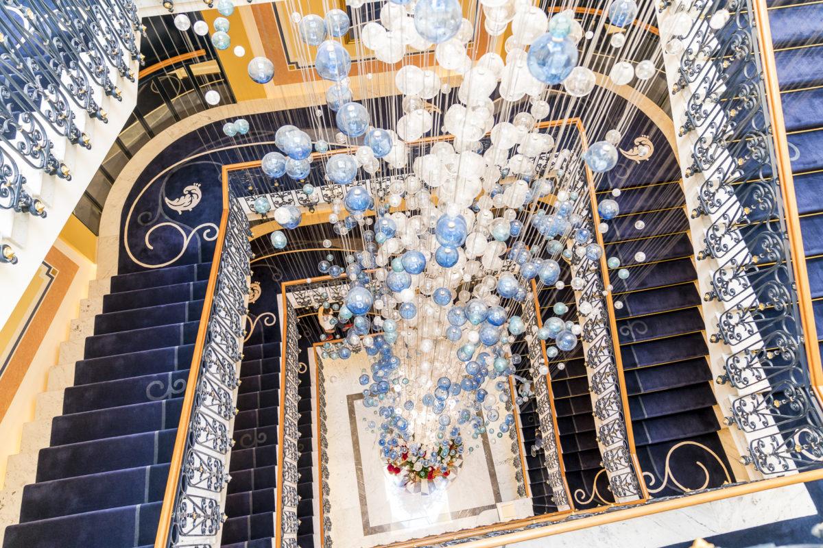 Lobby Grandhotel Quellenhof