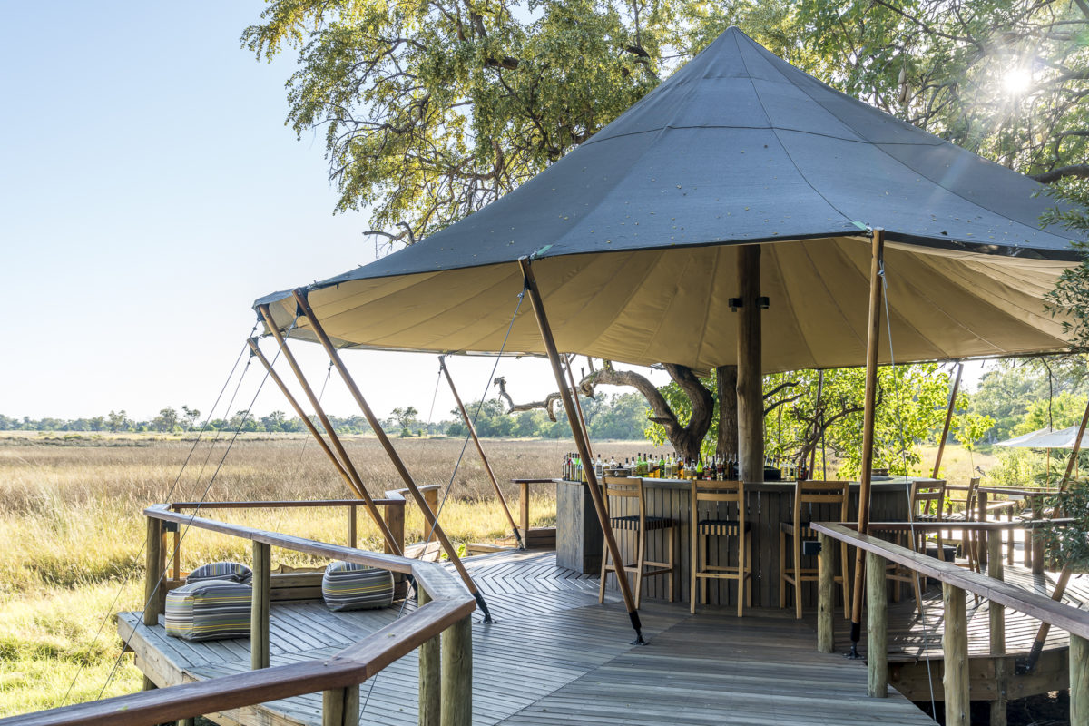 Sanctuary Stanleys Camp Okavango