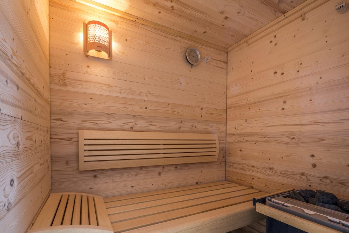 Sauna Waldfunkeln Lodge
