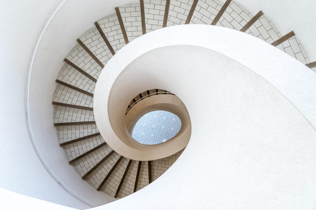 Spiral Staircase Unterlinden Colmar