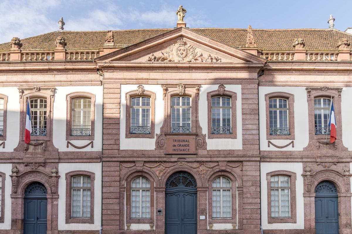 Tribunal de Grand Instance Colmar