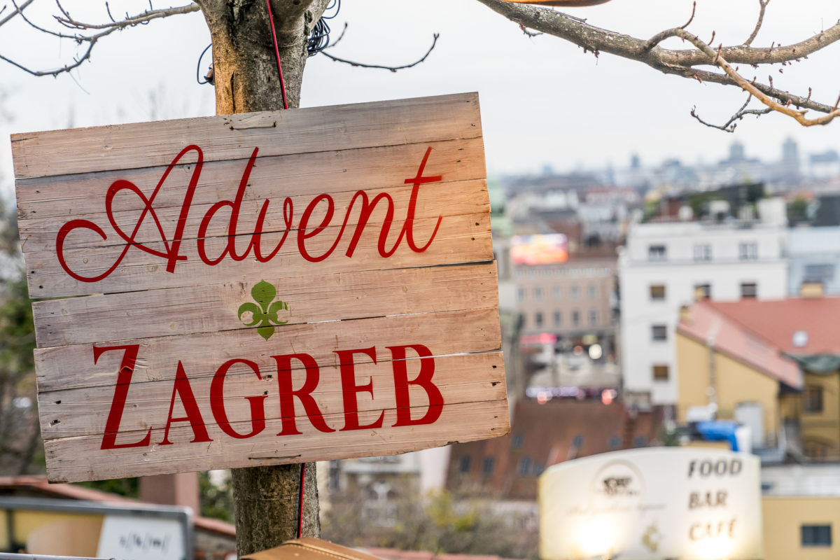 Adventszeit in Zagreb