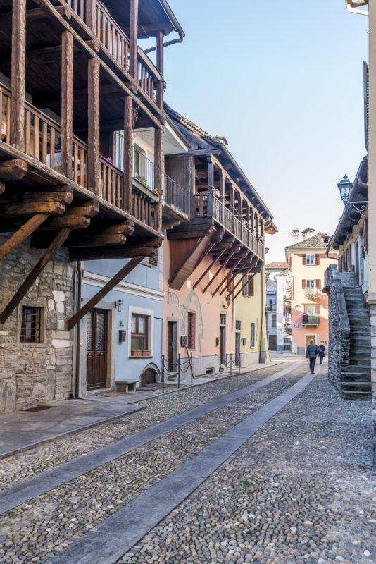 Altstadt Domodossola