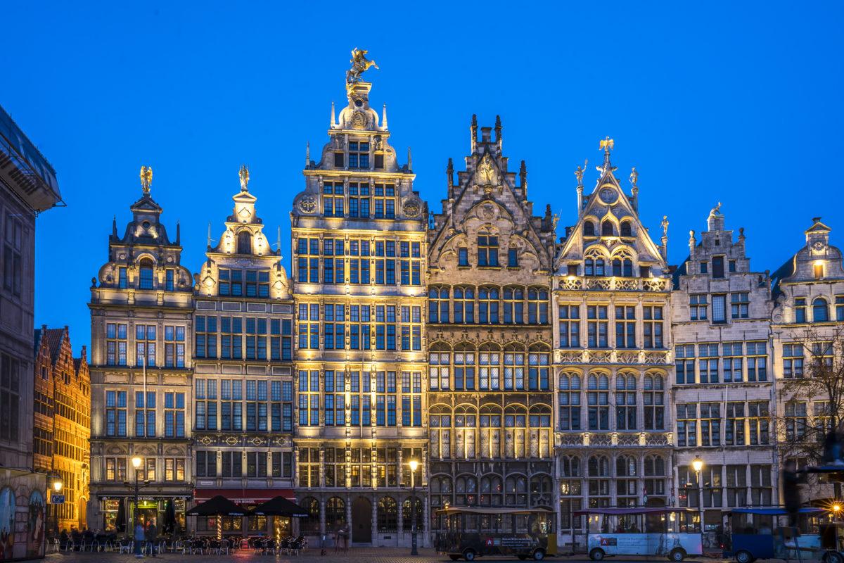 Städtereiseziel Antwerpen