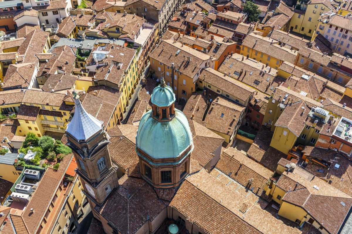 Städtereiseziel Bologna