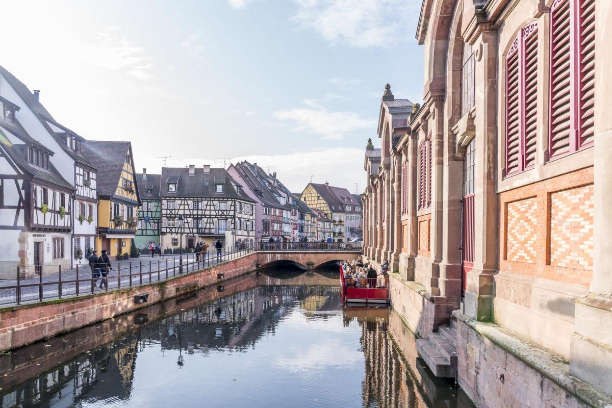 Städtereiseziel Colmar