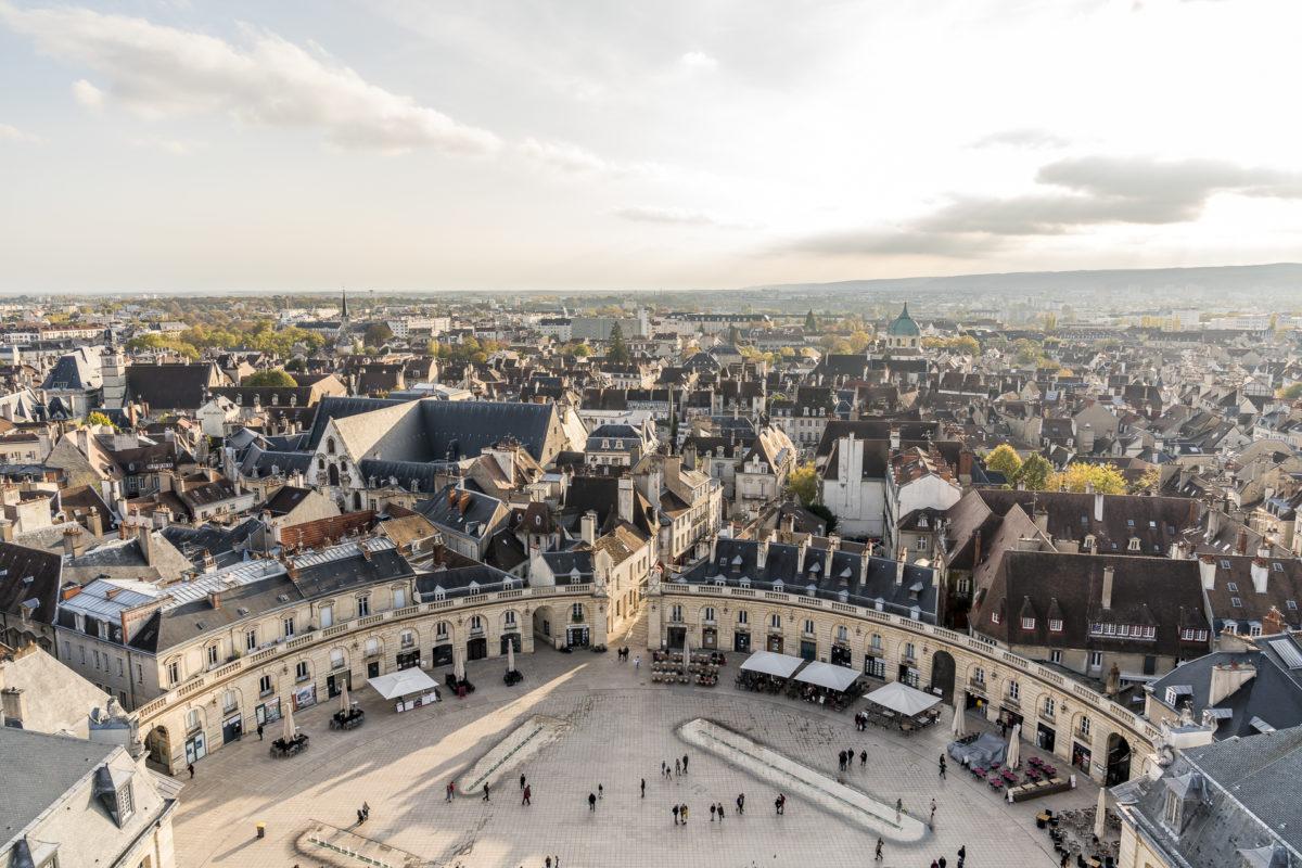 Städtereiseziel Dijon