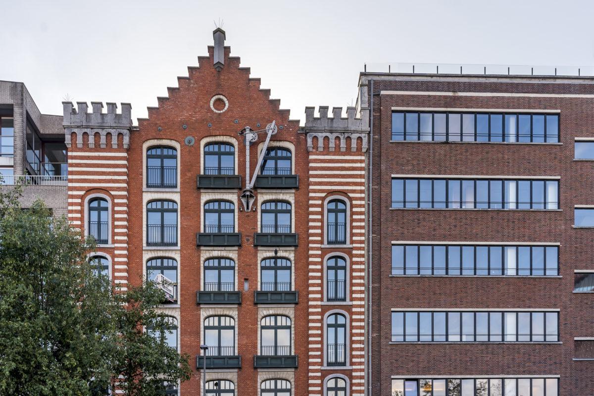 Fassaden Antwerpen