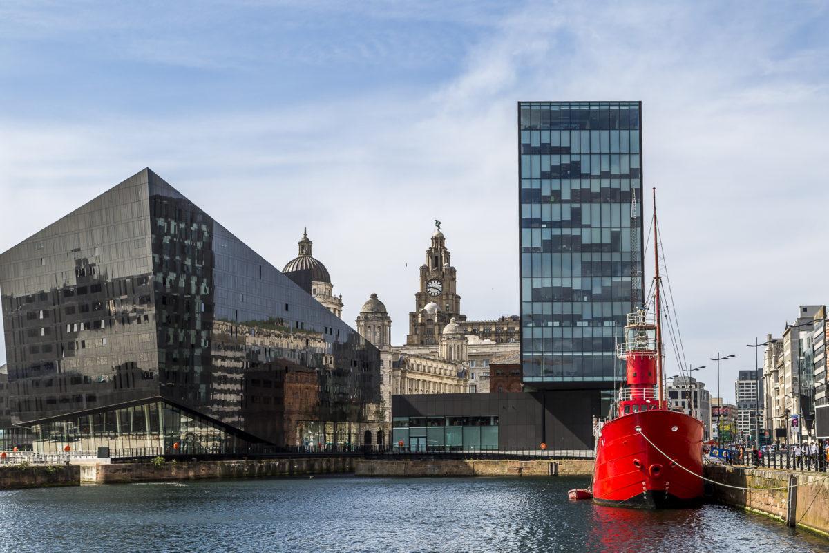 Städtereiseziel Liverpool