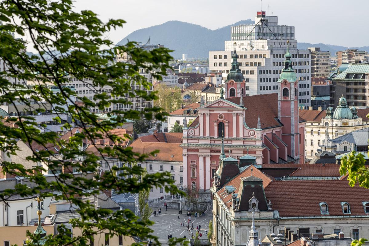 Städtereiseziel Ljubljana