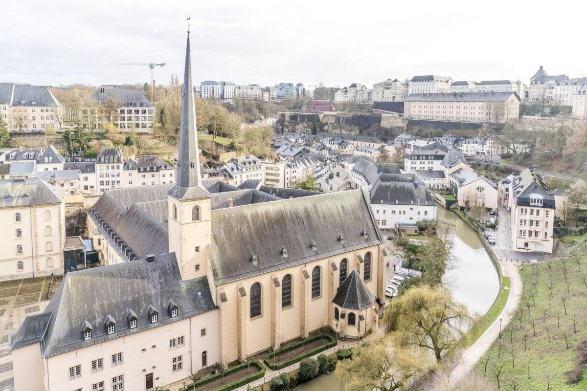Städtereiseziel Luxembourg