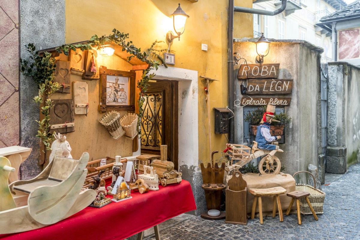 Meratini di Natale Santa Maria Maggiore