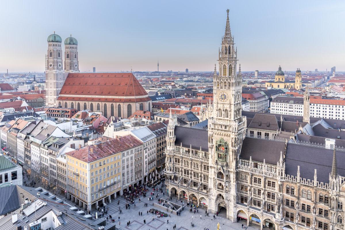 Städtereiseziel München