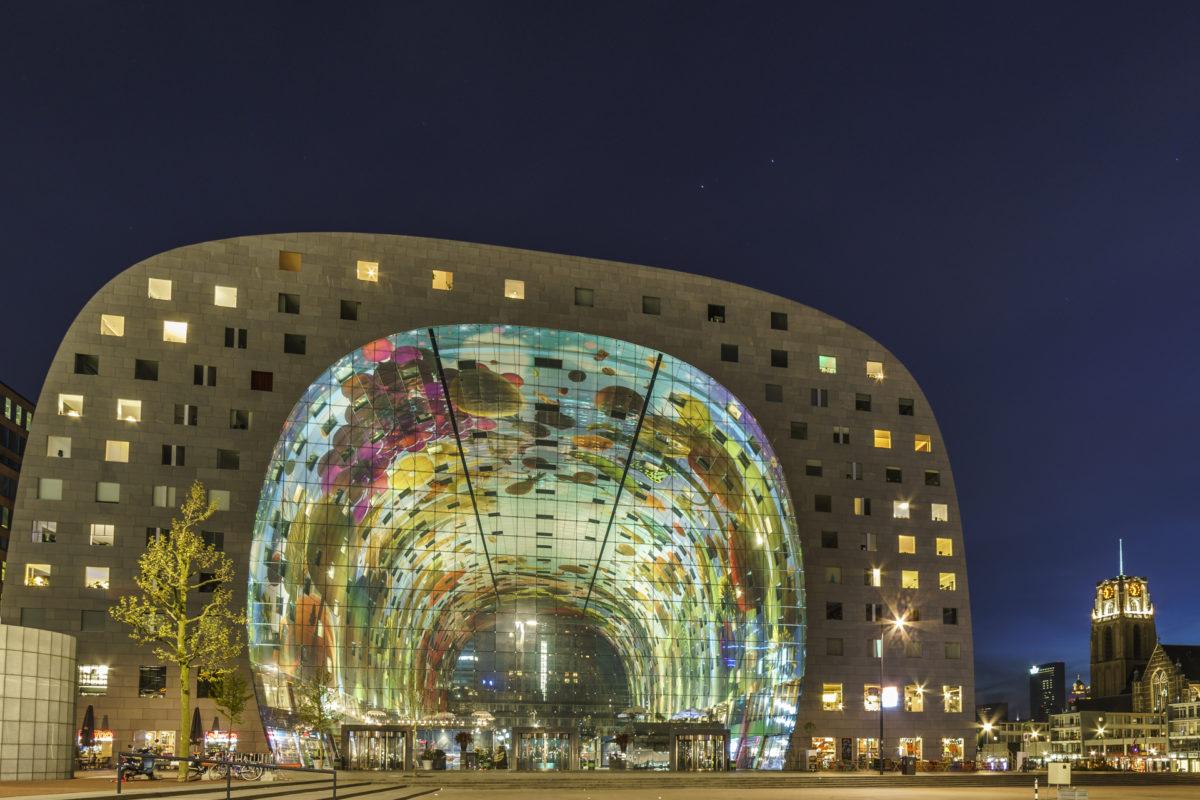 Städtereiseziel Rotterdam