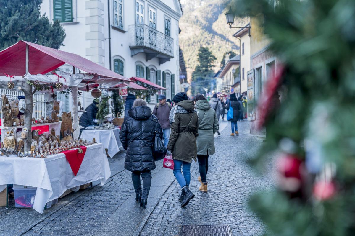 Weihnachtsmarkt Santa Maria Maggiore
