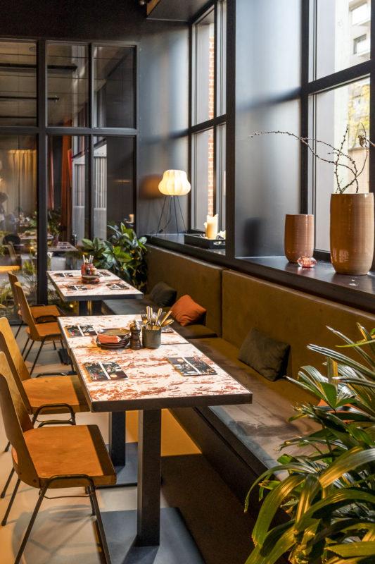 Yust Food Antwerpen