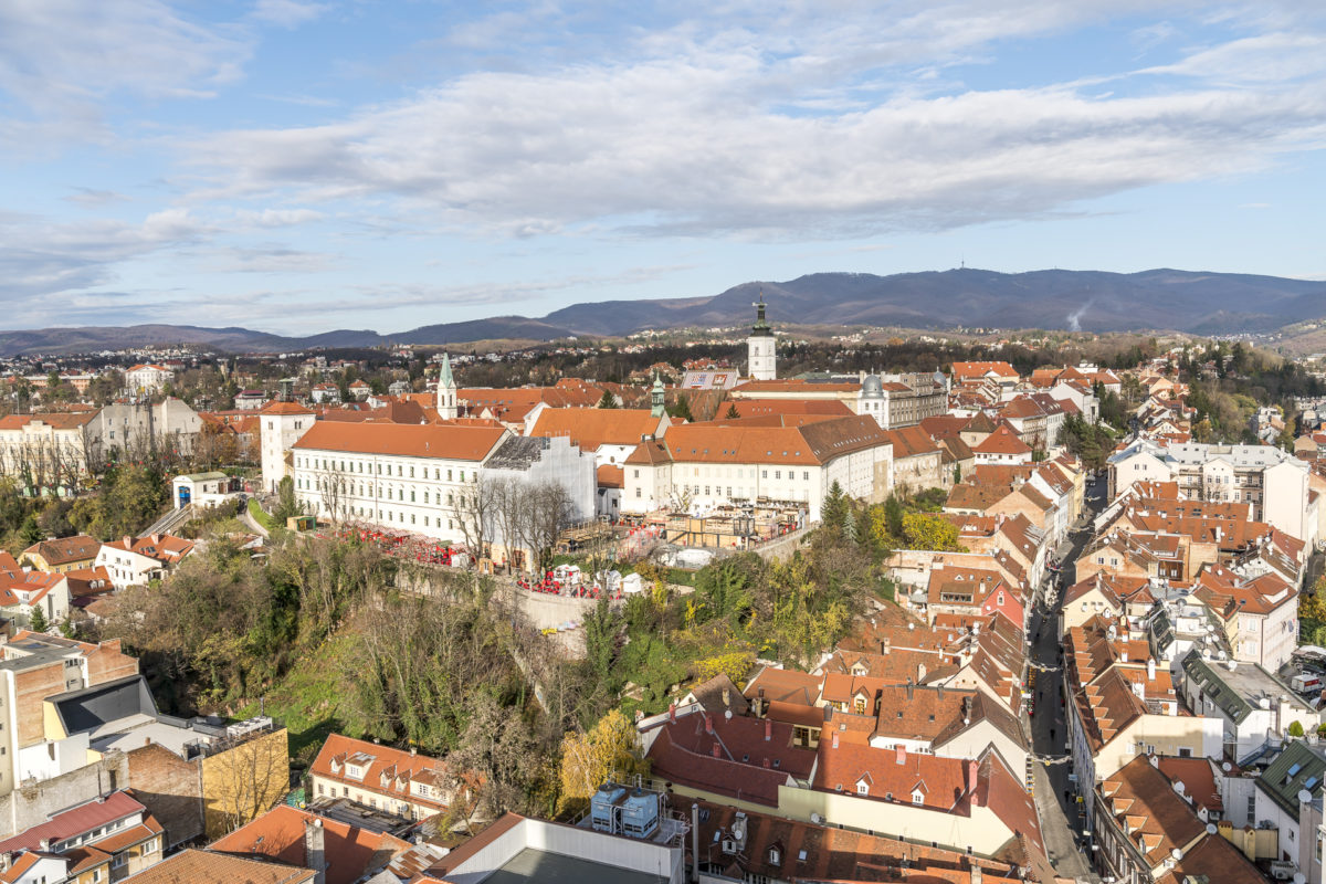 Zagreb Observation Desk
