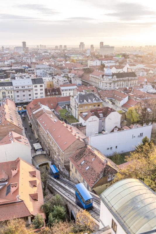 Zagreb STandseilbahn