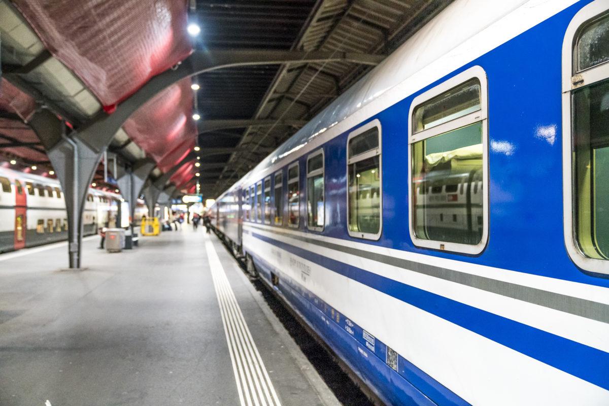 Zürich Zagreb Nightline