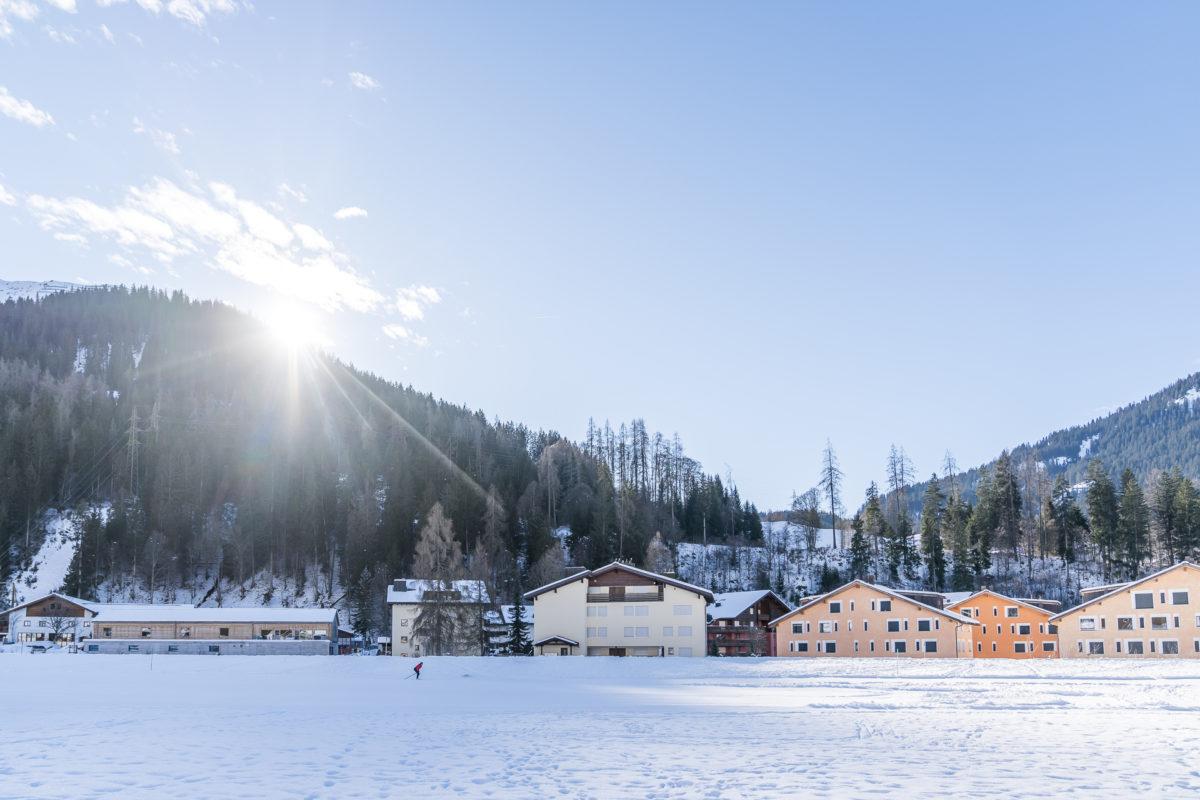Davos Klosters Langlaufen