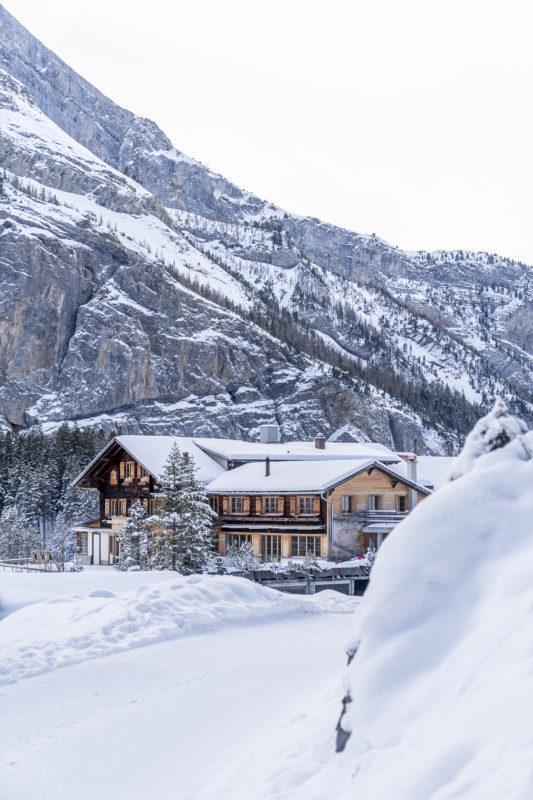 Berghotel Oeschinensee
