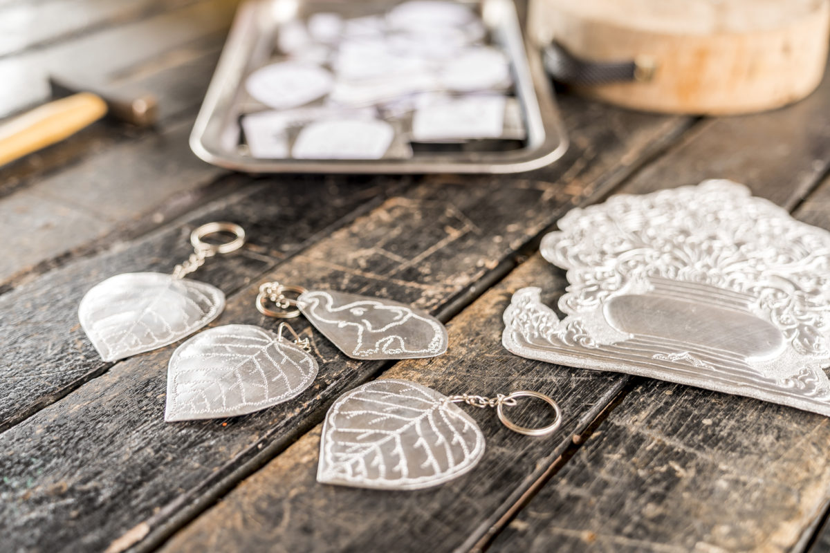 Chiang Mai Silber Kunst