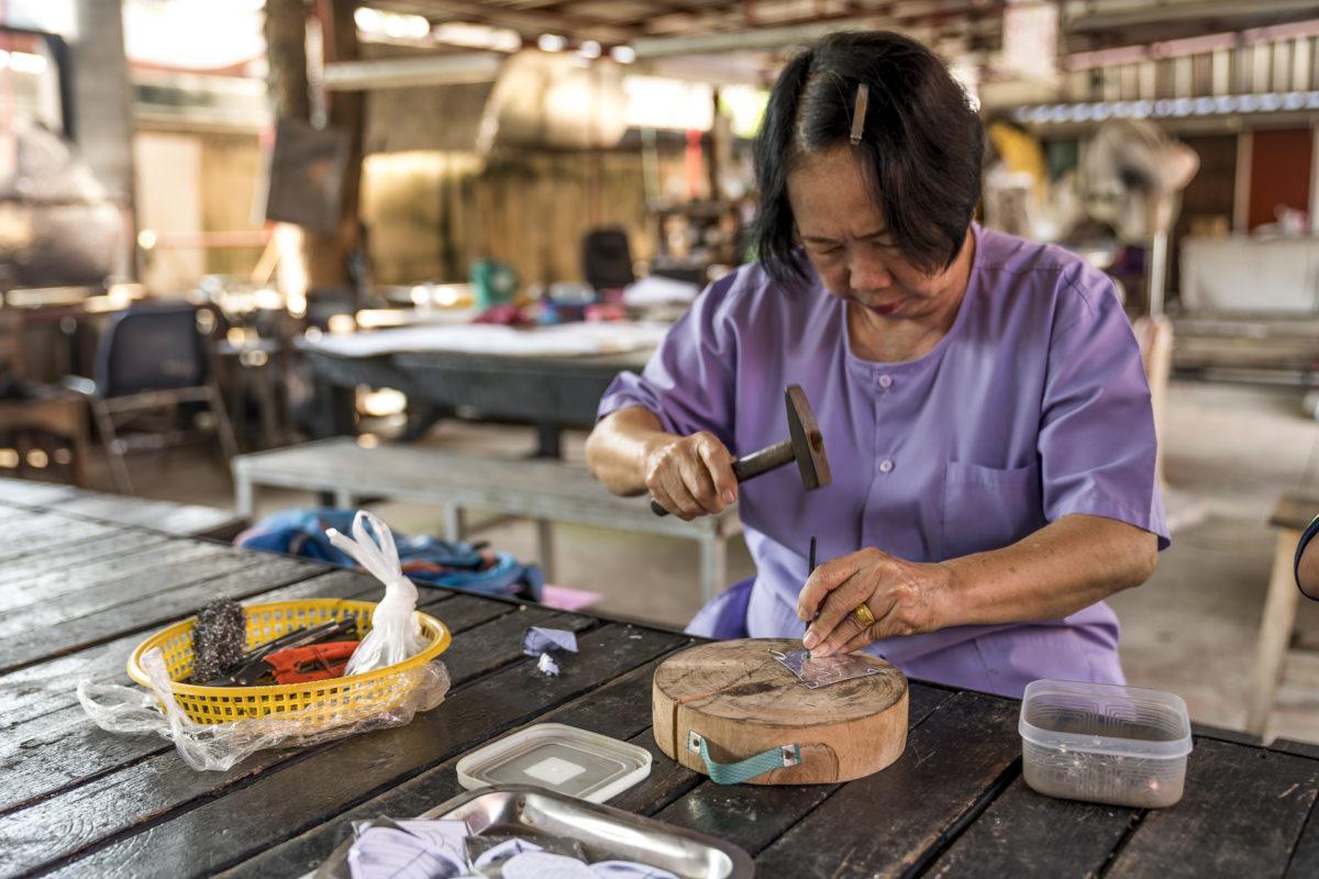 Chiang Mai Silberkunst