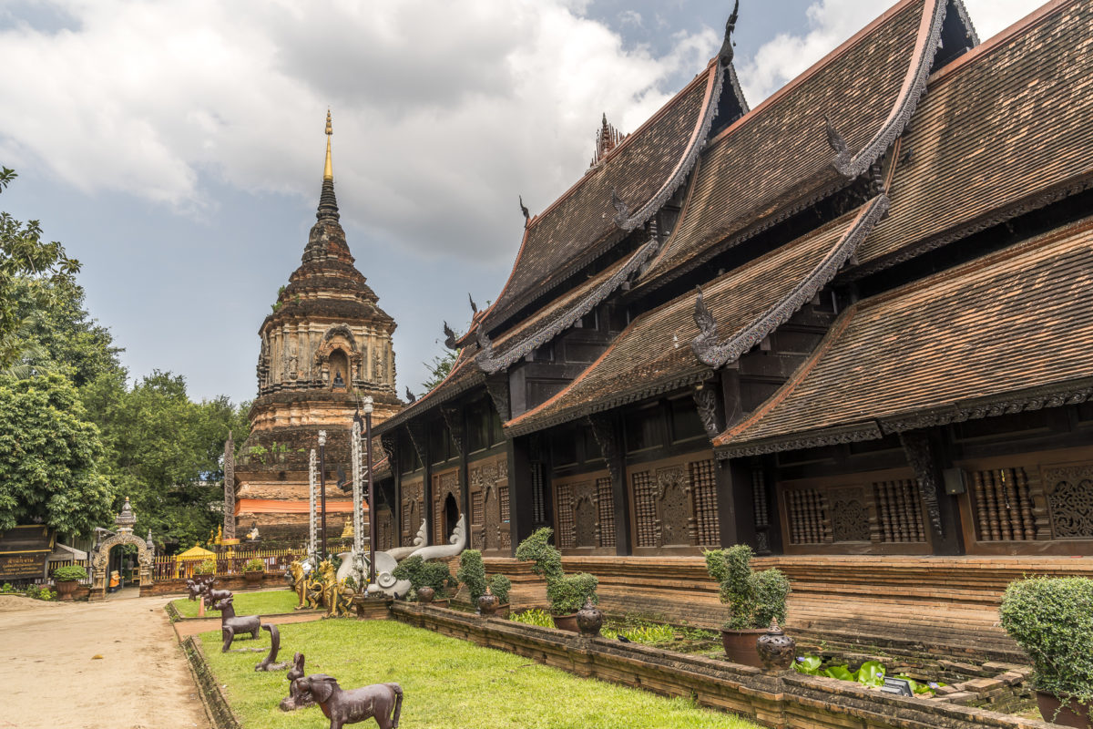 Chiang Mai Stadtbesichtigung