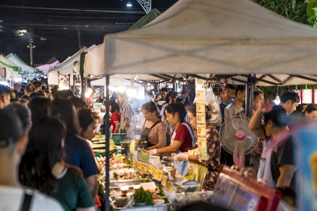 Chian Rai Sunday Market