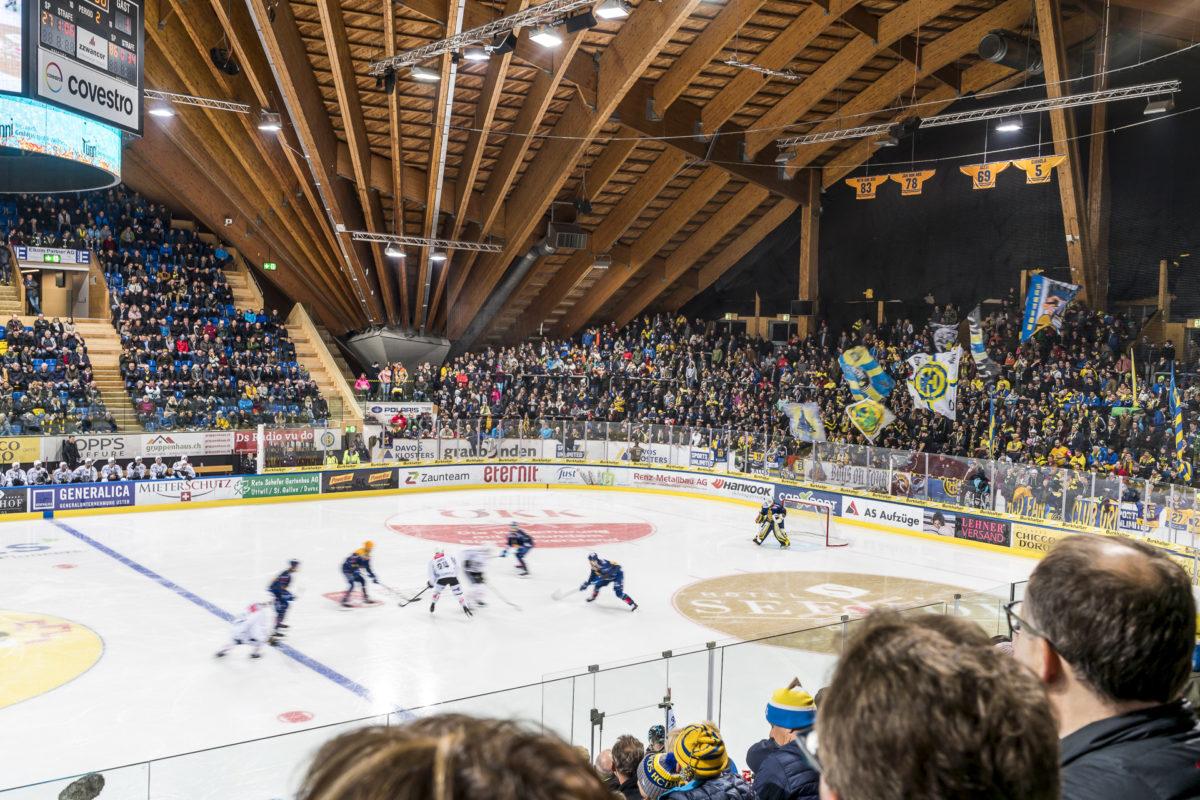 HC Davos Match