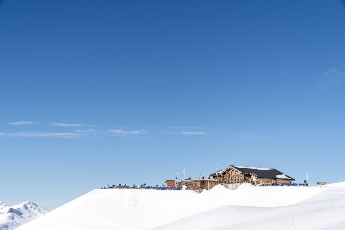 Jatzhütte Jakobshorn