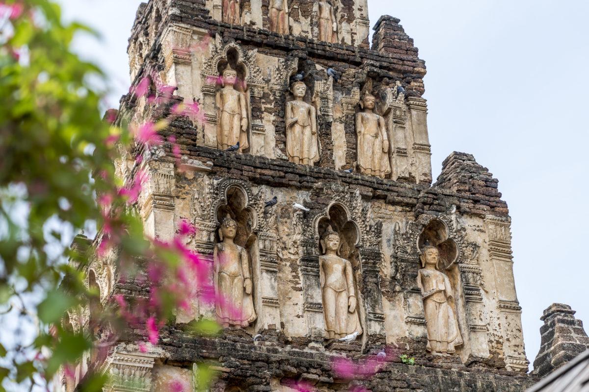 Lamphun Tempel