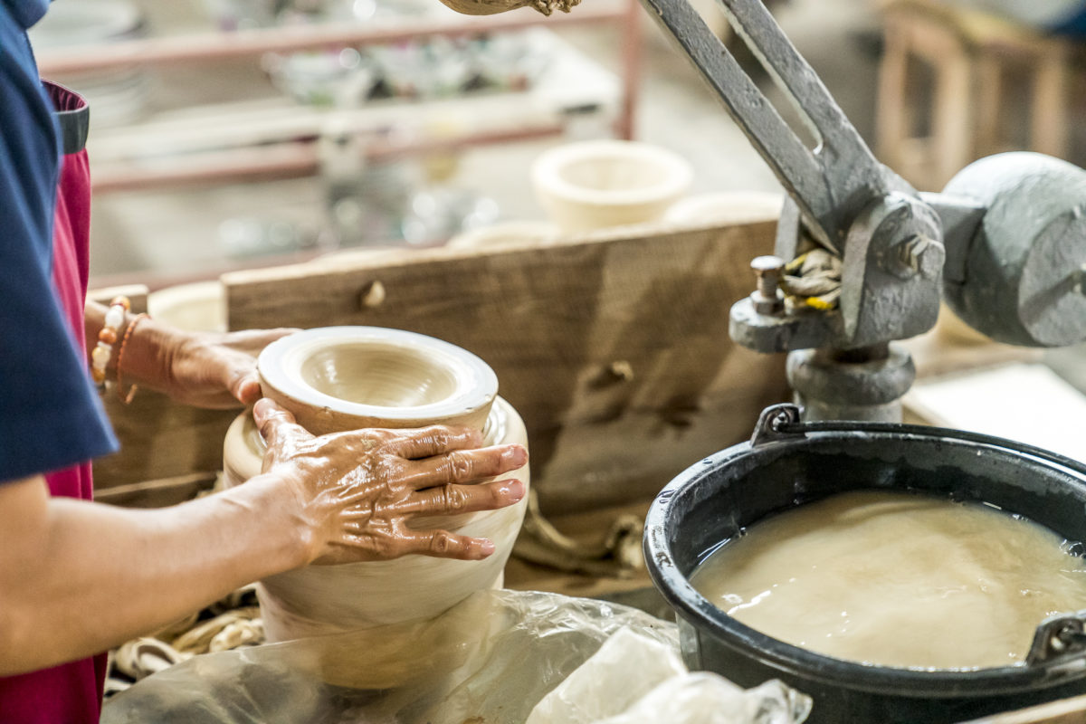 Nordthailand Keramik